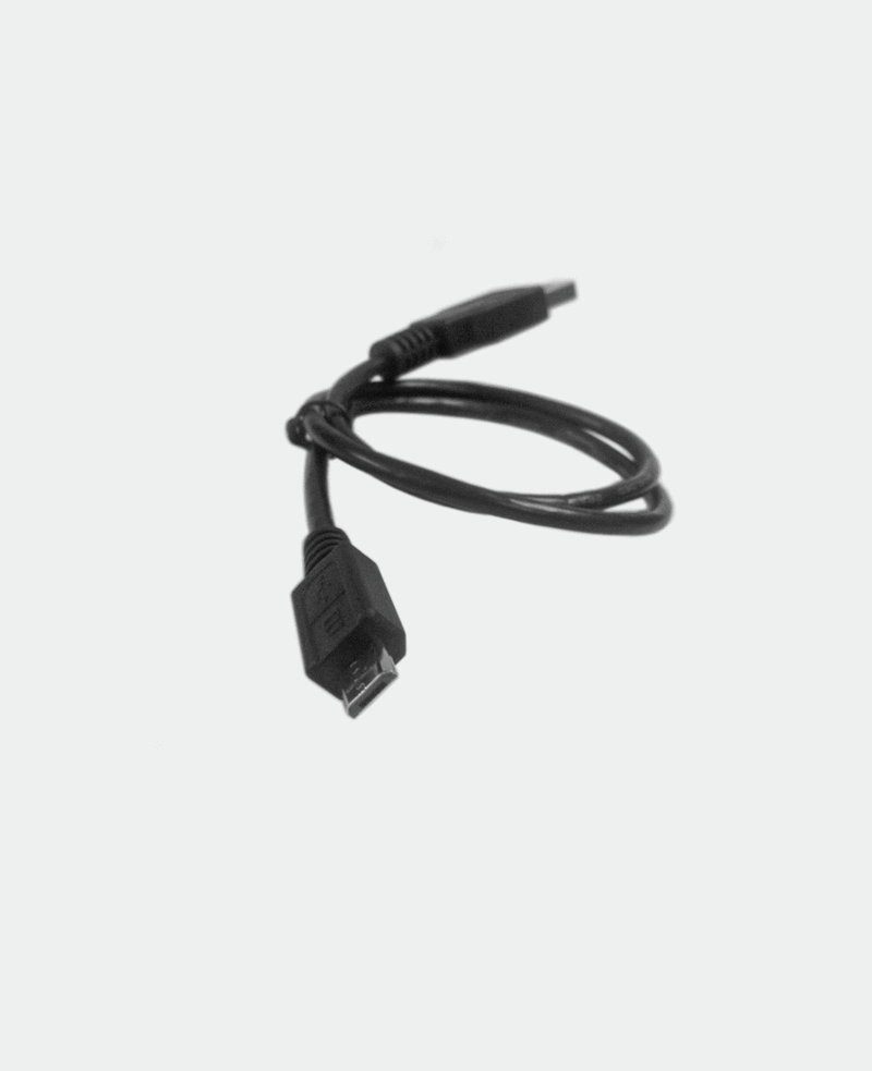 SF11 & SF30 USB to micro USB cable
